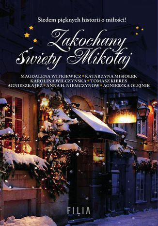 Okładka książki/ebooka Zakochany Święty Mikołaj