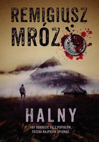 Okładka książki Halny