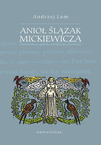 Okładka książki/ebooka Anioł Ślązak Mickiewicza