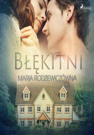 Okładka książki/ebooka Błękitni