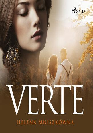 Okładka książki Verte