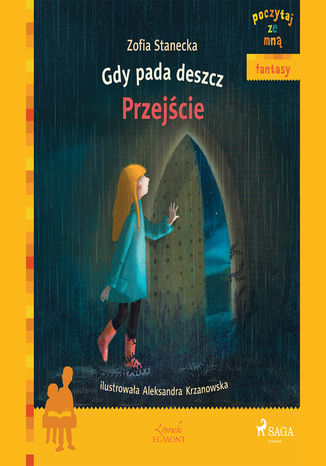 Okładka książki POCZYTAJ ZE MNĄ. Gdy pada deszcz - Przejście