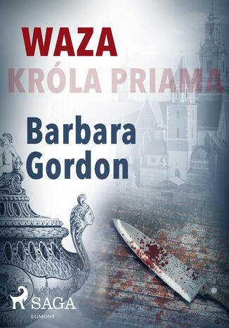 Okładka książki Waza króla Priama