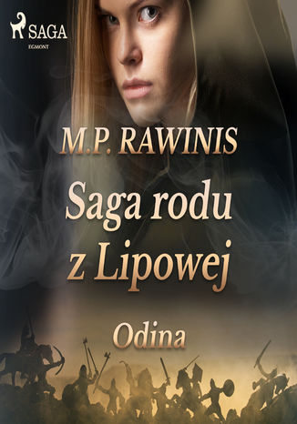 Okładka książki/ebooka Saga rodu z Lipowej. Saga rodu z Lipowej 12: Odina