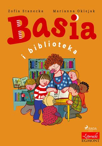 Okładka książki/ebooka Basia. Basia i biblioteka