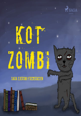 Okładka książki/ebooka Kot Zombi