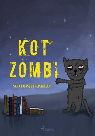 Okładka książki Kot Zombi
