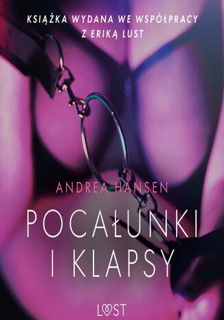 Okładka książki/ebooka LUST. Pocałunki i klapsy - opowiadanie erotyczne