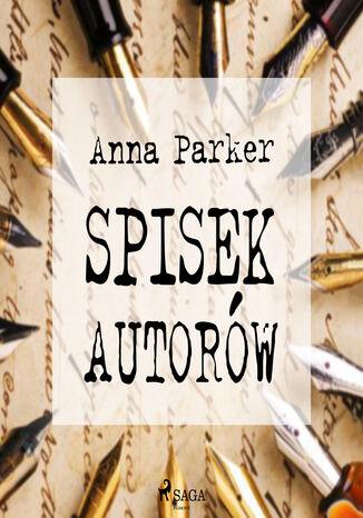Okładka książki Spisek autorów