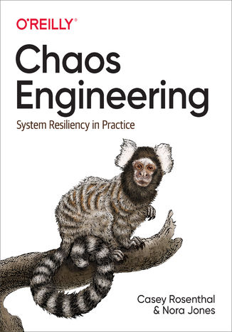Okładka książki/ebooka Chaos Engineering. System Resiliency in Practice