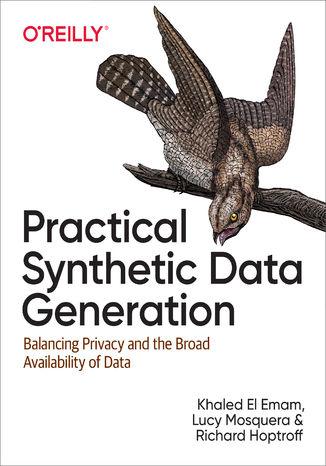Okładka książki Practical Synthetic Data Generation. Balancing Privacy and the Broad Availability of Data