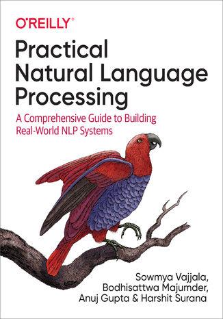 Okładka książki/ebooka Practical Natural Language Processing. A Comprehensive Guide to Building Real-World NLP Systems