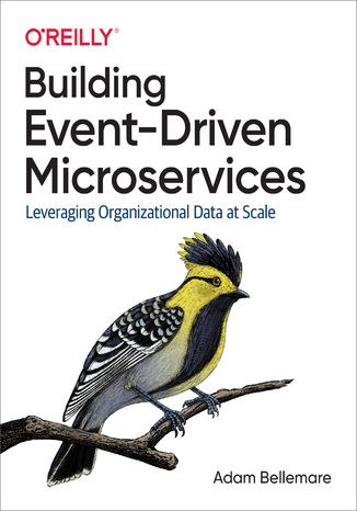 Okładka książki/ebooka Building Event-Driven Microservices