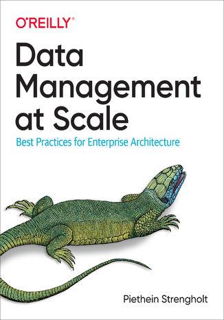 Okładka książki/ebooka Data Management at Scale