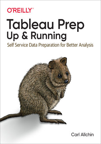 Okładka książki/ebooka Tableau Prep: Up & Running