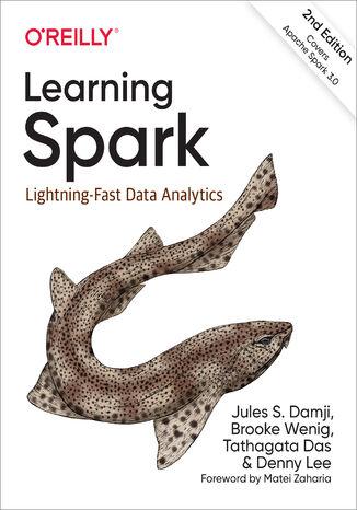 Okładka książki Learning Spark. 2nd Edition