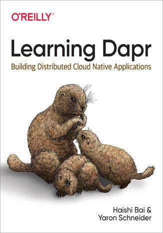 Okładka książki/ebooka Learning Dapr