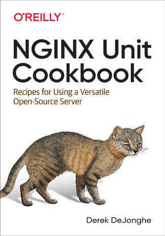 Okładka książki/ebooka NGINX Unit Cookbook