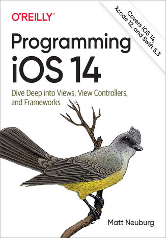 Okładka książki Programming iOS 14