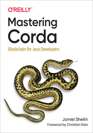 Okładka książki/ebooka Mastering Corda