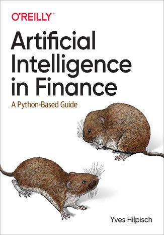Okładka książki Artificial Intelligence in Finance