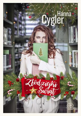 Okładka książki/ebooka Złodziejki Świąt