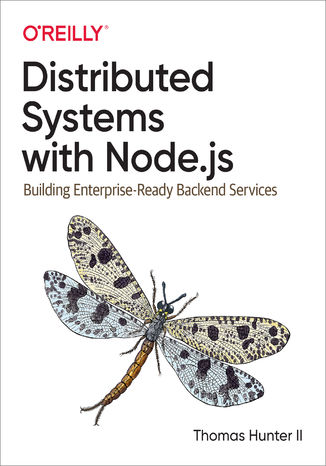 Okładka książki/ebooka Distributed Systems with Node.js