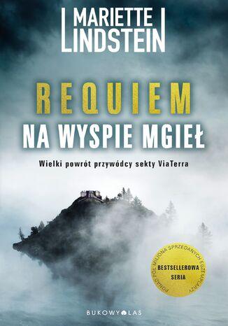Okładka książki Sekta ViaTerra. Requiem na Wyspie Mgieł