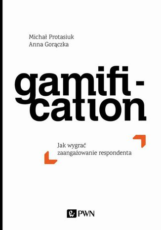 Okładka książki/ebooka Gamification