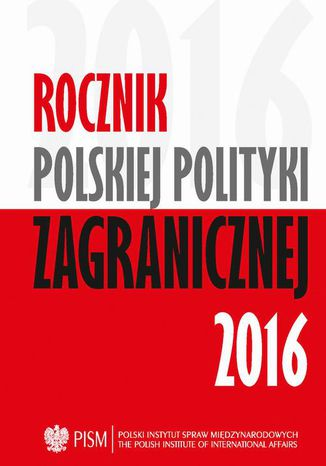Okładka książki/ebooka Yearbook of Polish Foreign Policy 2011-2015
