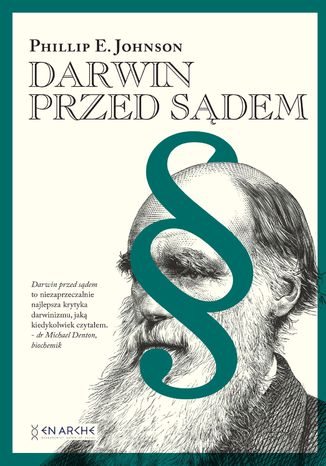 Okładka książki/ebooka Darwin przed sądem