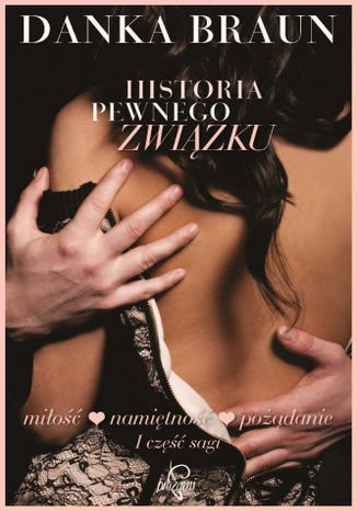 Okładka książki/ebooka Historia pewnego związku