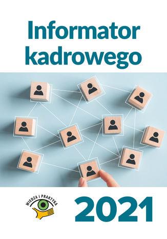 Okładka książki Informator kadrowego 2021