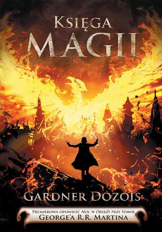Okładka książki Księga magii
