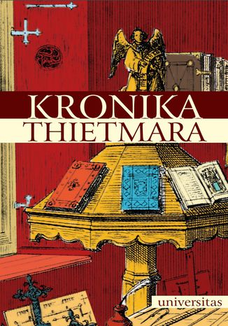 Okładka książki Kronika Thietmara