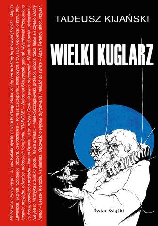 Okładka książki Wielki kuglarz