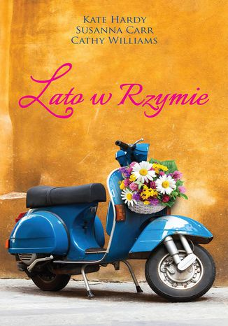 Okładka książki/ebooka Lato w Rzymie
