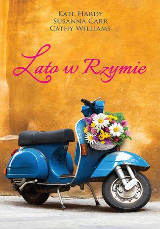 Okładka książki Lato w Rzymie