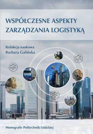 Okładka książki/ebooka Współczesne aspekty zarządzania logistyką