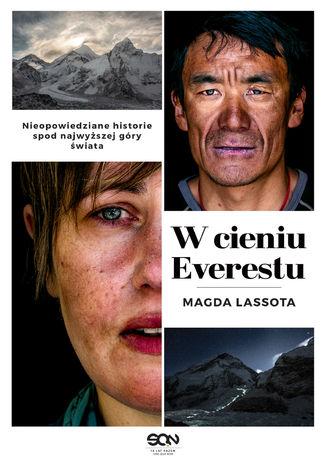 Okładka książki/ebooka W cieniu Everestu