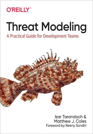 Okładka książki/ebooka Threat Modeling