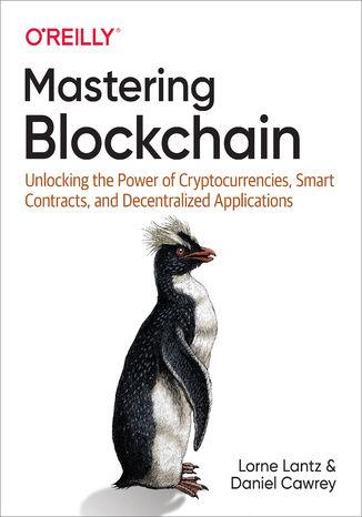 Okładka książki Mastering Blockchain