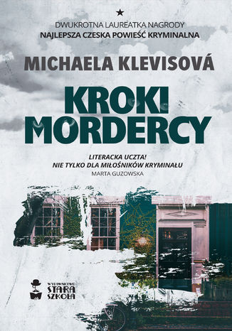 Okładka książki/ebooka Kroki mordercy