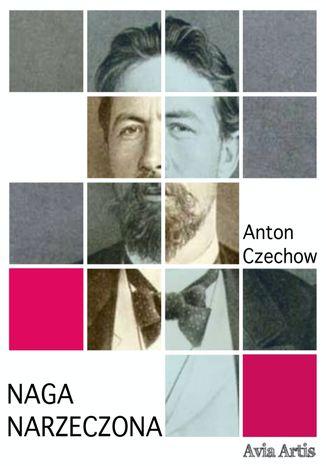 Okładka książki/ebooka Naga narzeczona