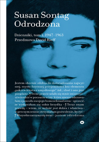 Okładka książki/ebooka Odrodzona. Dzienniki, tom 1, 1947-1963