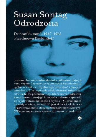 Okładka książki Odrodzona. Dzienniki, tom 1, 1947-1963