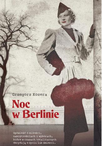Okładka książki Noc w Berlinie