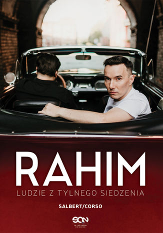 Okładka książki/ebooka Rahim. Ludzie z tylnego siedzenia