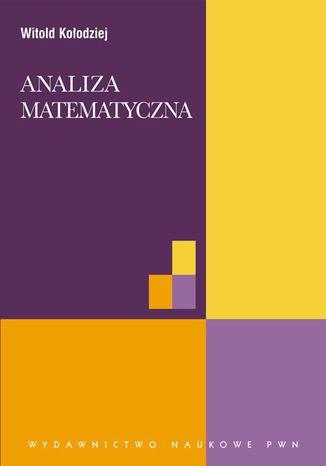 Okładka książki/ebooka Analiza matematyczna