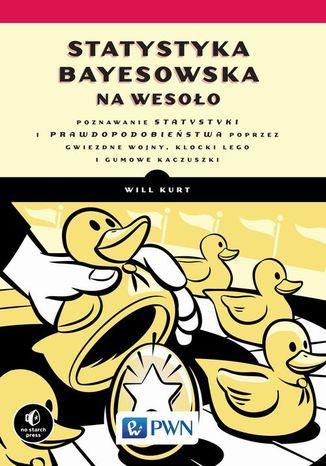 Okładka książki Statystyka Bayesowska na wesoło